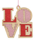 Simply Spring Craft Wood Stitch Kit-Spring Love