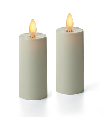 Luminara Votive Candles, 3 inch
