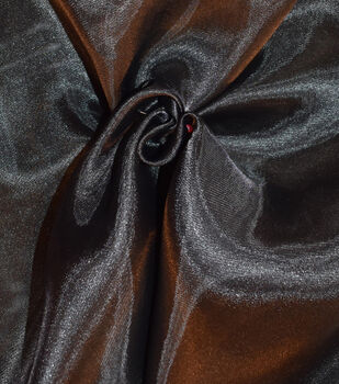 "Casa Collection Ember Satin Face Organdy Fabric 58""-Solids"