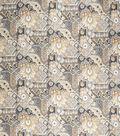 Home Decor 8\u0022x8\u0022 Fabric Swatch-Upholstery Fabric SMC Designs Mozart Dove