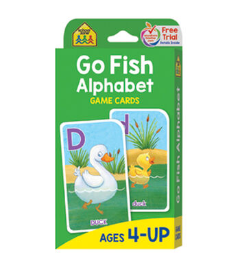 Game Cards-Go Fish