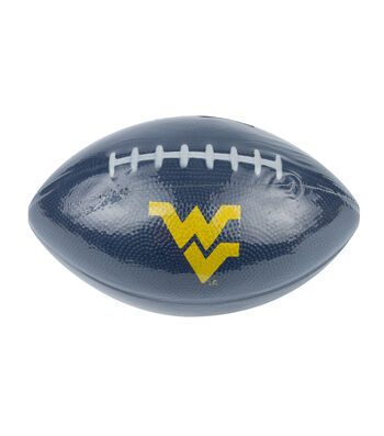 West Virginia University Mountaineers Foam Football