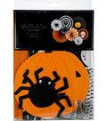 My Mind\u0027s Eye Halloween Party Fans 8/Pkg