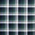 Super Snuggle Flannel Fabric-Gray & White Plaid