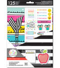 The Happy Planner Classic Accessory Pack-Teacher