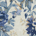 Waverly Multi-Purpose Fabric 9\u0022x9\u0022 Swatch-Kensington Bloom Porcelain