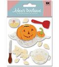 Jolee\u0027s Boutique Dimensional Stickers-Pumpkin Carving