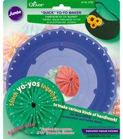 Clover Quick Yo Yo Maker-Jumbo, , hi-res
