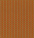 Home Decor 8\u0022x8\u0022 Fabric Swatch-Upholstery Fabric-Waverly Carnevale/Campari