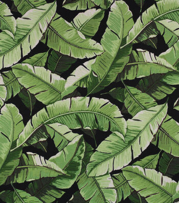 Solarium Outdoor Decor Fabric 54''-Balmore Noir