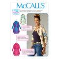 McCall\u0027s Misses Jacket-M7055