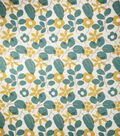Home Decor 8\u0022x8\u0022 Fabric Swatch-Upholstery Fabric Eaton Square Fraggle Teal
