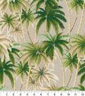 Tommy Bahama Outdoor Fabric 9\u0022x9\u0022 Swatch-Artisan Palms Mojito