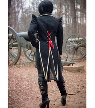 McCall's Pattern M7616 Misses' Lined Costume Vest & Jacket-Size 14-22