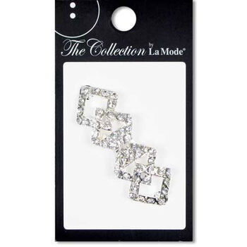 Collection Clear Rhinestone Buckle