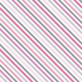 Celebration Cotton Fabric-Multi Stripe Pink