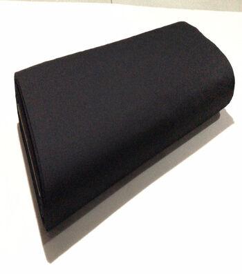 The BIG Bolt Symphony Broadcloth Fabric 45''x50 yds-Black
