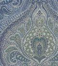 P/K Lifestyles Upholstery Fabric 54\u0027\u0027-Lapis Worldy Ways