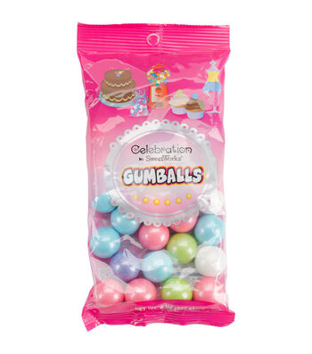 Sweetworks 8oz Spring Mix Gumballs