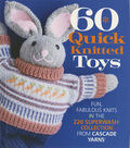 60 Quick Knitted Toys Book