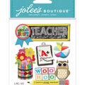 Jolee\u0027s Boutique Dimensional Stickers-Teacher