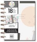 The Happy Planner 18-Month Dated Medium Planner-Modern Peach