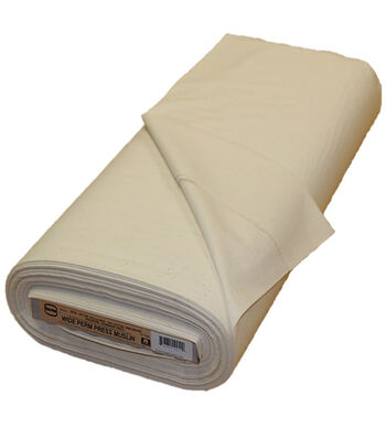 Roc-lon® Wide Permanent Press Unbleached Cotton Muslin 107''-108''x15 yds