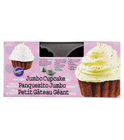 3D Giant Cupcake Pan-2 Cavity, , hi-res