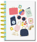 Happy Notes Notebook-Wanderlust
