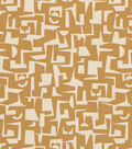 Crypton Upholstery Decor Fabric 54\u0022-Modernica Yellow