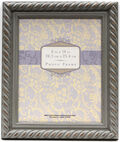 Rope Distressed Frame 8X10-Gray