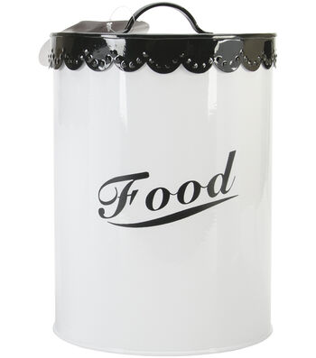 Buddy's Line Food & Treat Canister Set