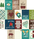 Double-Sided Elements Cardstock 12\u0022X12\u0022-Journaling Cards