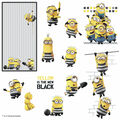 York Wallcoverings Wall Decals-Despicable Me 3