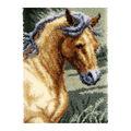Vervaco Latch Hook Rug Kit 18\u0027\u0027X28\u0027\u0027-Horse