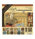 Graphic 45 A Proper Gentleman Deluxe Collector's Edition Kit