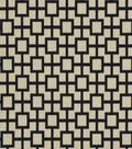 Home Decor 8\u0022x8\u0022 Fabric Swatch-Print Fabric Robert Allen Cats Cradle Midnight