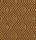 Robert Allen @ Home Lightweight Decor Fabric 59\u0022-Nouveau Wave Spice