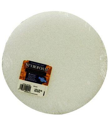 "Styrofoam Disc 9"" x 1-1/4"""