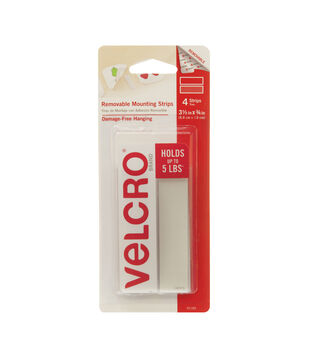VELCRO Brand Removable Mounting Strips