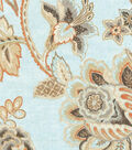 Home Decor 8\u0022x8\u0022 Fabric Swatch-Waverly Sri Lanka Rose Monsoon