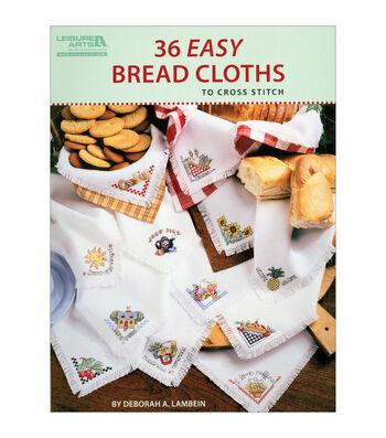 Leisure Arts-36 Easy Bread Cloths Book