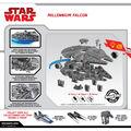 Revell Star Wars Model Kit-Millennium Falcon