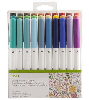 Cricut 30 Pack Ultimate Fine Point Pen Set