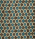 Home Decor 8\u0022x8\u0022 Fabric Swatch-Eaton Square Nightingale Teal