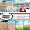 Reminisce Collection Kit 12\u0022X12\u0022-Pawprints On My Heart
