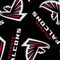 Atlanta Falcons Fleece Fabric