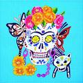 Diamond Dotz Diamond Embroidery Facet Art Kit 15.75\u0027\u0027X15.75\u0027\u0027-Cat Lady