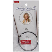 "Deborah Norville Fixed Circular Needles 32"" Size 2.5/3.0mm, , hi-res"
