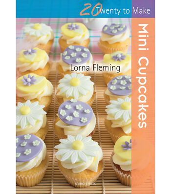 Twenty To Make Mini Cupcakes Softcover Book